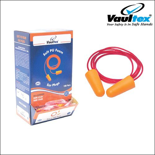 Corded-PU-Foam-earplug